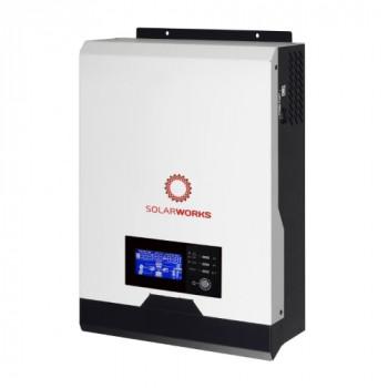 Автономный батарейный инвертор SolarWorks VM 1000-12 (PF 1.0) 12В 1000Вт