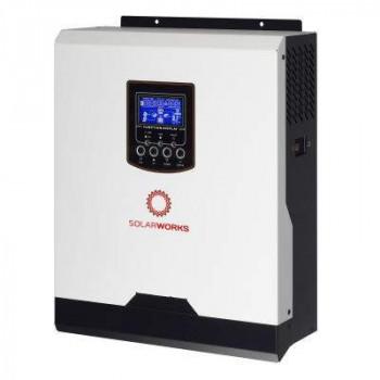 Автономный (батарейный) инвертор SolarWorks VP 3000-24 (PF 1.0) PWM