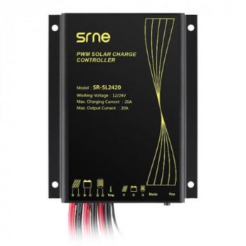 Контроллер заряда SRNE SR-SL2420