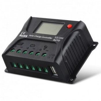 Контроллер заряда SR-HP2410 10A