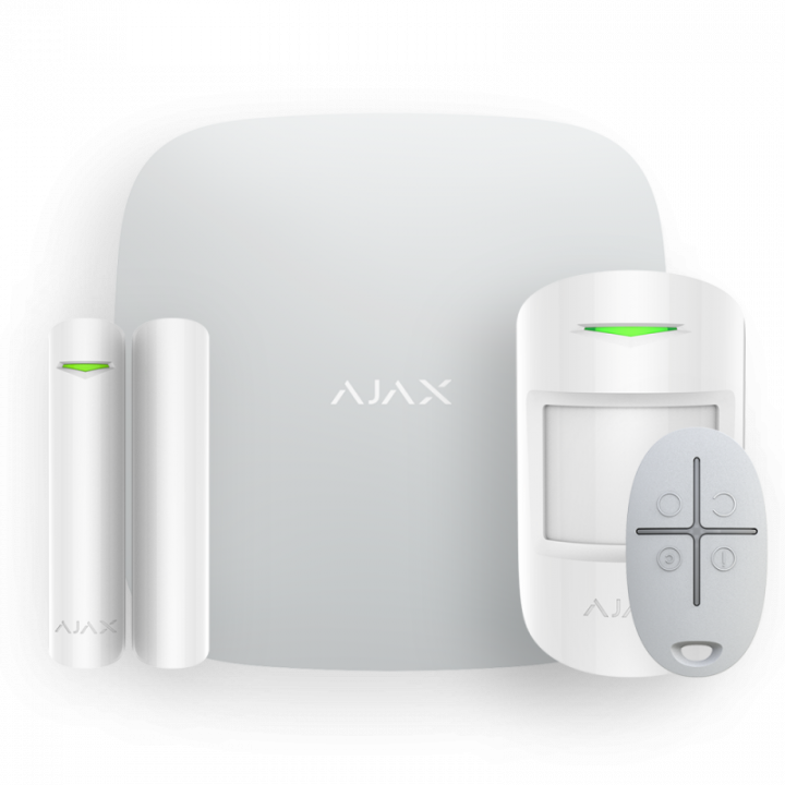 Ajax StarterKit Plus white