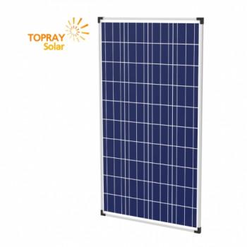 Солнечная батарея поликристаллическая TopRay Solar 100 Вт