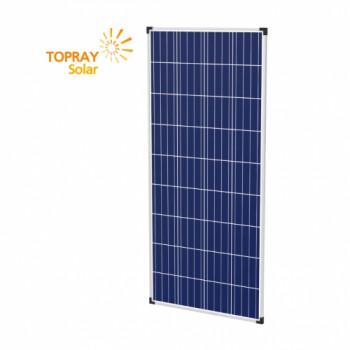 Солнечная батарея поликристаллическая TopRay Solar 160 Вт