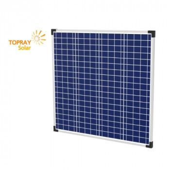 Солнечная батарея поликристаллическая TopRay Solar 65 Вт