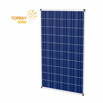 Солнечная батарея поликристаллическая TopRay Solar 270 Вт