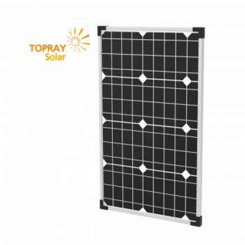 Солнечная батарея TopRay Solar монокристаллическая 40 Вт